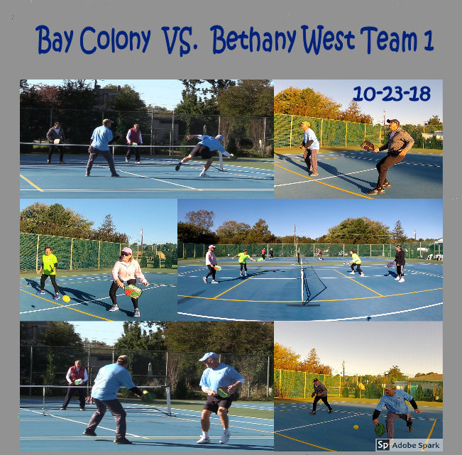 Bay C @ Beth West Team 1 on 10-23-18 collage enhanced